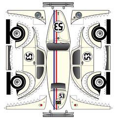 Herbie printable