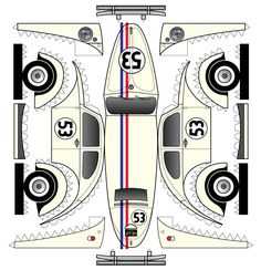 Herbie cut out