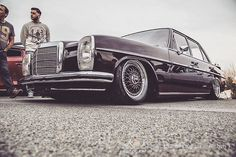 Sourkrauts × Made for Petrolheads Classic Mercedes, Mercedes Benz, Antique Cars, Posts, Cars, Automobile, Vintage Cars, Messages
