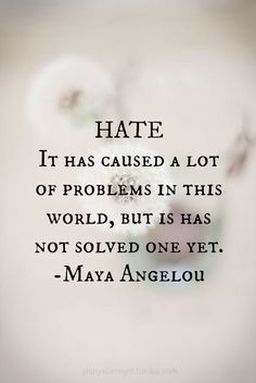 Amen Sista, Share Love Not Hate!  Let's Make Pinterest a Safe Haven for All of us to Enjoy!