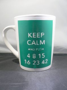 Lost Numbers Coffee Mug By Kitt O Sullivan Rustic 5dbf4cdad
