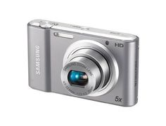 Samsung EC-ST65/ ST68 Digital Camera with 14 MP and 5x Optical Zoom (Silver) International Model No Warranty by Samsung. $82.49. Digital Image Stabilization for Sharp Images and Video Make sure the only motion in your videos is intentional. Digital image stabilization automatically compensates for unwanted camcorder movement by realigning each electronic image, frame by frame, with steady results. The Samsung ST68 allows you to record movies in the palm of your hand. W...