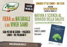 #NaturOlistica http://www.fieradelnaturale.it/programma-incontri/