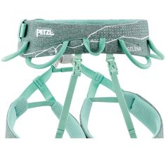Petzl Womens Selena Climbing Harness Green XS -- Check this awesome product by going to the link at the image. (This is an affiliate link) Climbing Harness, Selena, Belt, Green, Accessories, Awesome, Link, Check, Image