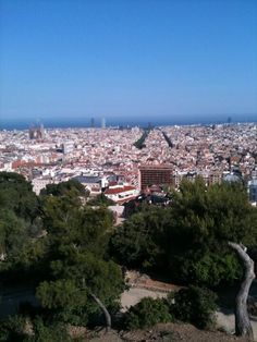 Parc Güell. Attracti - http://fashionable.allgoodies.net/2014/12/parc-guell-attracti/