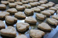 peanut butter biscuits--4 ingredients