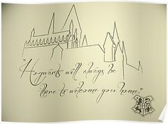 Minus the Hogwarts Crest, this is going to hopefully be my next tattoo...