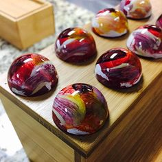 Bonbons | Antonio Bachour, for Jean-Marie Auboine Chocolates // via Instagram