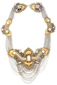 Alexandria Necklace by Suzanna Dai