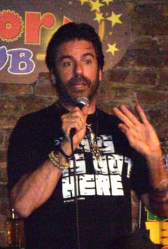 Greg Giraldo-12/10/65-9/29/10. One of the best at roasting people. But just as funny doing stand up or on a radio show.