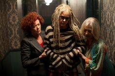 Judy Geeson, Sheri Moon Zombie, and Patricia Quinn in The Lords of Salem Sheri Moon Zombie, Rob Zombie, Horror Movie Characters, Horror Movies, The Lords Of Salem, Judy Geeson, Dee Wallace, Danse Macabre, Halloween Makeup