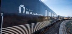 Tequila Herradura Express, un tren turístico para los amantes del tequila