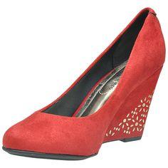 Sapato Feminino Anabela Beira Rio Conforto 4774.109 Salto alto, salto anabela. #shoes #sapato https://www.kawacki.com.br/Produto/Detalhe/16563/Sapato-Anabela-Beira-Rio-Conforto-4774.109