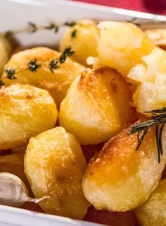 This foolproof recipe will ensure even first timers get crispy yet fluffy roast potatoes!