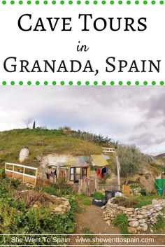If you're looking for something off the beaten path in Spain, try the Sacromonte cave tours in Granada. You might be surprised at how many secrets you find! Monuments, Grenada Spain, Cool Places To Visit, Places To Go, Backpacking Spain, Spain Culture, Spain Travel Guide, Cave Tours, South Of Spain