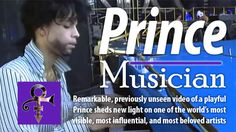 CreativeCOW presents Prince: Musician -- Audio Professionals Feature