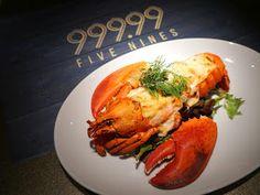 999.99 Five Nines @ Keong Saik Road ~ Modern European Restaurant Sets The Gold Standard