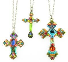 firefly jewelry - want one of these crosses!