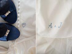 DIY Wedding Embroidery