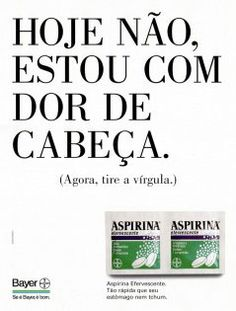 Aspirina | Eugênio Mohallem