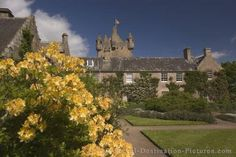 Cawdor Castle in Scotland