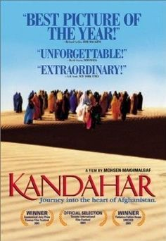 Kandahar. (2001) D: Mohsen Makhmalbaf. 27/05/05 to watch