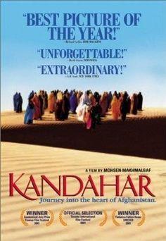 Kandahar. (2001) D: Mohsen Makhmalbaf. 27/05/05 to watch