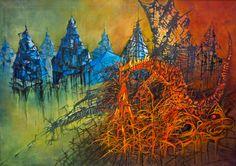 Apokalipsa by Anna Kloza-Rozwadowska