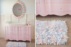 My 4 Misters & Their Sister: Piper's Shabby Chic Nursery