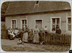 Eine Familie in Rummelsburg in Pommern, Miastko - Pomorze um 1910 Hinterpommern | Flickr - Fotosharing!