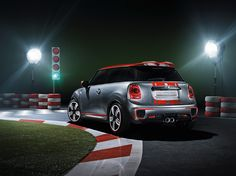 MINI john cooper works concept debuts ahead of NAIAS