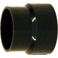 """Genova Products 81543 4"""" X 3"""" ABS-DWV Sewer Adapter Coupling"""