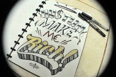 #HU$TKIN #MAKE #ME #RICH! -ELDITHO-
