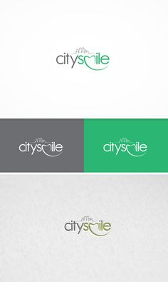 Create a Classy logo for CitySmile a Swiss dental studio by AFIF™
