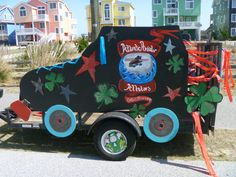 roller derby parade float - Google Search