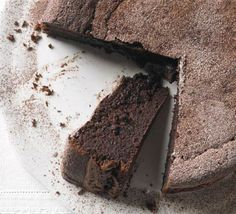 This sounds intriguing - Chocolate & Earl Grey torte. Add lavender and I'm a happy camper.