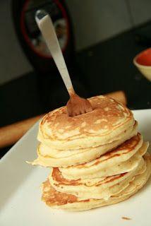 The Master's cakes: Alton Brown does pancakes.