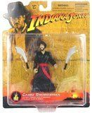 "Indiana Jones Disney Cairo Swordsman by Toys. $8.99. From the Manufacturer                This Indiana Jones 4"" 2003 action figure was originally an exclusive to MGM Disney World theme park. Please check out our other collectible items on ToysRus.com by clicking above on ""by Brian's Toys, Inc."".                                    Product Description                This Indiana Jones 4"" 2003 action figure was originally an exclusive to MGM Disney World theme park. P..."