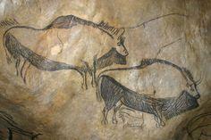 niaux - Google Search Paleolithic Art, Cave Drawings, Art Antique, Art Premier, Land Art, Ancient Art, Rock Art, Great Artists, Art Forms