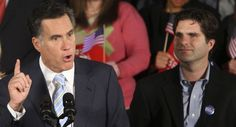 37. #prezpix #prezpixmr election 2012 Mitt Romney Huffington Post 3/6/12