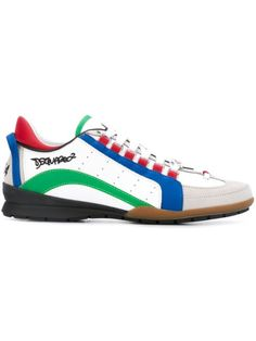 Shop Dsquared2 '551' sneakers in Likus Concept Store from the world's best independent boutiques at farfetch.com. Shop 400 boutiques at one address.