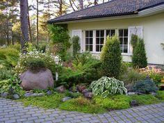 Скандинавский стиль в ландшафтном дизайне: тонкости оформления