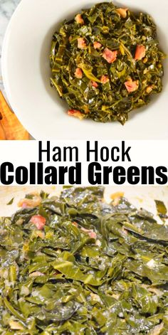 Thanksgiving Recipes, Holiday Recipes, Winter Recipes, Christmas Recipes, Savoury Dishes, Tasty Dishes, Ham Hock Recipes, Collard Greens Recipe, Best Dinner Recipes