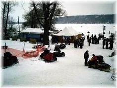 lake wisconsin snowmobiling