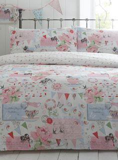 Tea Party Bedding Set - bedding sets - bedding - bedding  - For The Home
