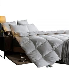 Duck Down Feather Duvet Quilt All Season King Size - Mattress Offers Duvet, Vacuum Packaging, King Size Mattress, Down Feather, Duck Down, Bag Storage, Things That Bounce, Comforters, Seasons