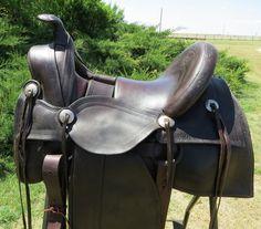 Horse Saddle Shop, Horse Bridle, Horse Saddles, Cowboy Gear, Western Saddles, Leather Carving, Old West, Old Antiques, Cowboys
