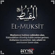 Cübbeli Ahmet Hoca: Esmaül Hüsna Resimli Türkçe Anlamları Bath Detox, Allah Names, Stark Sein, Islam Muslim, Antalya, Sky, Heaven, Heavens