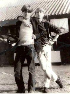 Francis + Rick '65