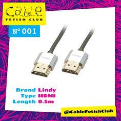 @CableFetishClub: Cable 001 : LINDY HDMI 0.5M #slim #gold #short Buy => http://t.co/gBuLH2k2kG http://t.co/eePltM3nOR